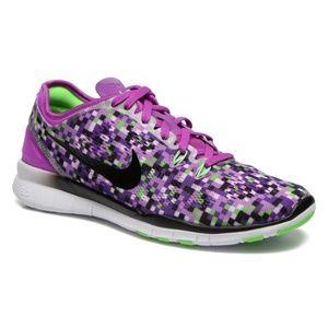Nike Free 5.0 Tr Fit 5 tennis shoes